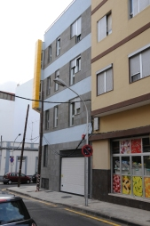 José Ramón Rodríguez Fernández, Edificio de 28 viviendas en Santa Cruz de Tenerife